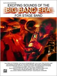 Exciting Sounds of the Big Band Era: 2nd E-Flat Alto Saxophone - Alfred Publishing Staff