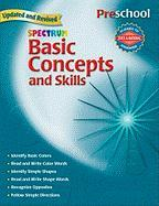 Spectrum Basic Concepts and Skills: Preschool