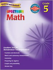 Spectrum Math, Grade 5 - School Specialty Publishing