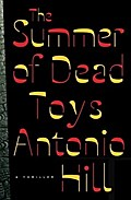 Summer of Dead Toys - Antonio Hill