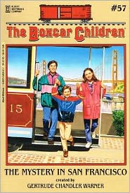 The Mystery in San Francisco (The Boxcar Children Series #57) - Gertrude Chandler Warner