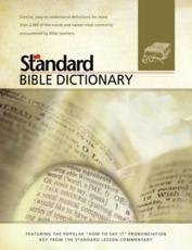 Standard Bible Dictionary - Standard Publishing