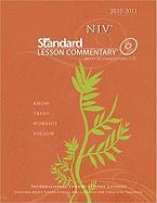 NIV Standard Lesson Commentary with Ecommentary 2010-2011