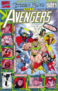 Avengers: Citizen Kang - Roy Thomas