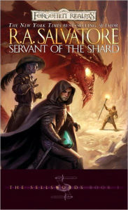 Forgotten Realms: Servant of the Shard (Sellswords #1) - R. A. Salvatore