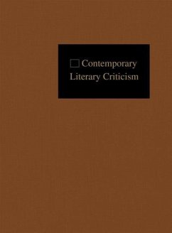 Contemporary Literary Criticism: Excerpts from Criticism of the Works of Today's Novelists, Poets, Playwrights, Short Story Writers, Scriptwriters, & - Witalec, Janet