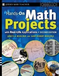 Hands-On Math Projects with Real-Life Applications - Muschla, Judith A. Muschla, Gary Robert