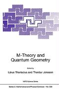 M-Theory and Quantum Geometry