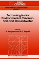 Technologies for Environmental Cleanup - A. Avogadro; Richard C. Ragaini
