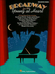 Broadway for the Young at Heart - Big-Note Piano - Hal Leonard Corp.