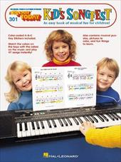 Kid's Songfest: E-Z Play Today Volume 301 - Hal Leonard Publishing Corporation