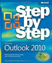 Microsoft Outlook 2010 Step by Step - Lambert, Joan / Cox, Joyce