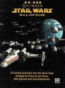5 Finger Star Wars: 10 Exciting Selections from the Movie Saga Arranged for Piano with Optional Duet Accompaniments