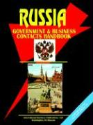 Russia Government and Business Contacts Handbook