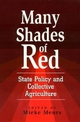 Many Shades of Red - Mieke Meurs