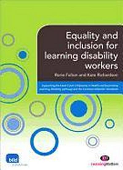 Equality and Inclusion for Learning Disability Workers - Rorie Fulton
