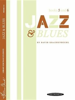 Jazz & Blues, Books 5-6 - Komponist: Kraehenbuehl, David
