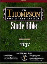 Thompson Chain Reference Bible-NKJV - Frank Charles Thompson (Editor)