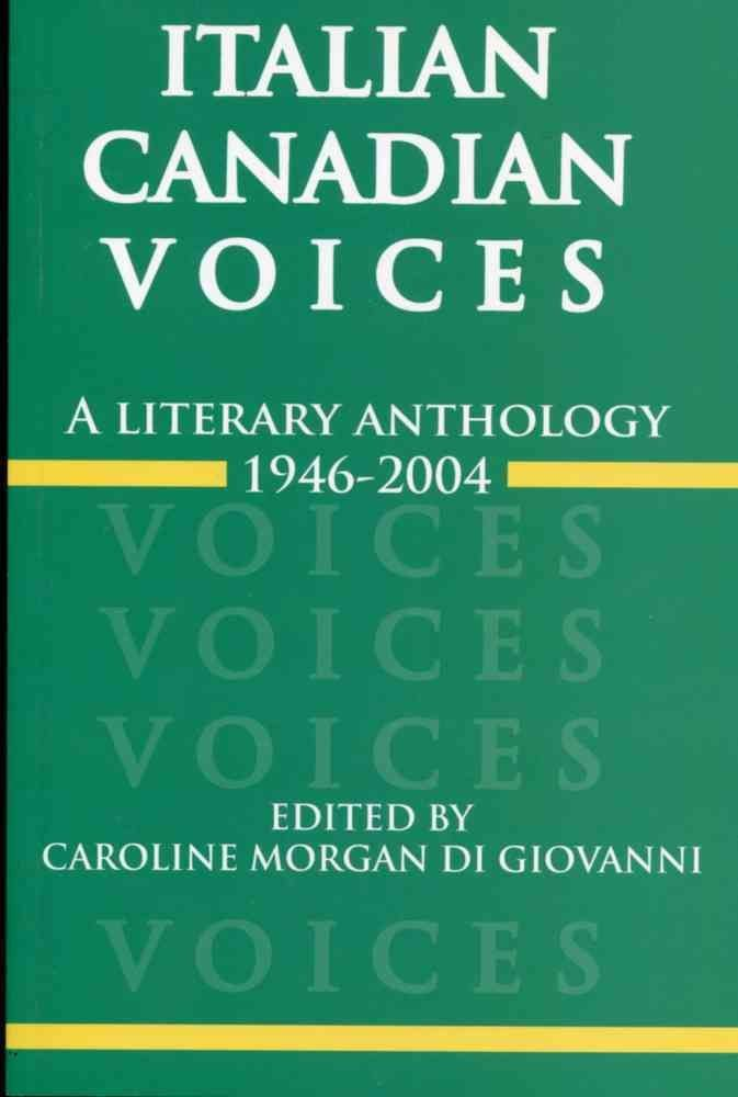 Italian Canadian Voices