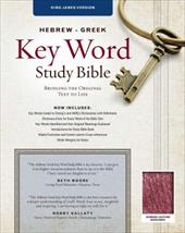 Hebrew-Greek Key Word Study Bible-KJV: Key Insights Into God's Word - Zodhiates, Spiros / Baker, Warren