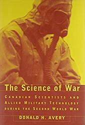 Science of War - Avery, Donald H.