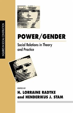Power/Gender - Radtke, Lorraine Henderikus, Stam J.