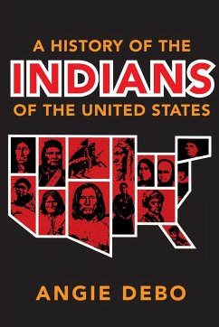 History of the Indians of the United States
