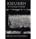 Khurbn and Other Poems - Jerome Rothenberg