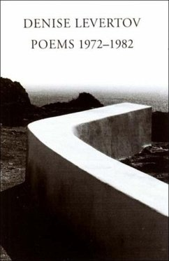 Poems 1972-1982 - Levertov, Denise