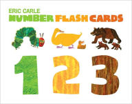 World of Eric Carle(TM) Eric Carle Number Flash Cards - Eric Carle