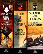 Goodkind, Terry: The Sword of Truth, Boxed Set I, Books 1-3