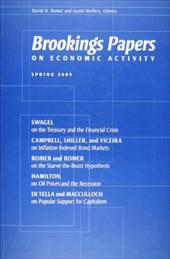 Brookings Papers on Economic Activity - Romer, David H. / Wolfers, Justin