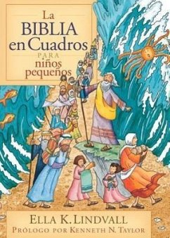 La Biblia en Cuadros Para Nino Pequenos = The Bible in Pictures for Toddlers - Lindvall, Ella K.