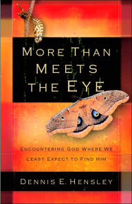 More Than Meets the Eye: Encountering God Where We Least Expect to Find Him - Dennis E. Hensley