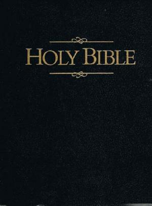 Holy Bible. King James Version. Containing the Old and New Testaments. Giant Print Presentation Edition. References Dictionary Concordance. - Jehova / Jahwe