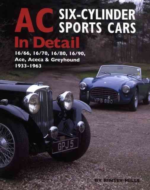 AC Sports Cars in Detail - Rinsey Mills
