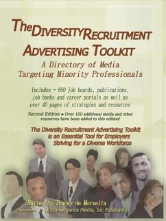 The Diversity Recruitment Advertising Toolkit - Herausgeber: De Morsella, Tracey
