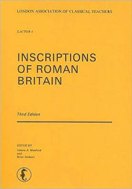 Inscriptions of Roman Britain - B. H. Warmington