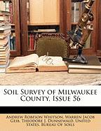 Soil Survey of Milwaukee County, Issue 56