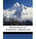 Principles of Forensic Medicine - David Ferrier