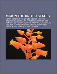 1950 In The United States - Books Llc