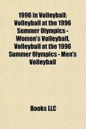 1996 in Volleyball: Volleyball at the 1996 Summer Olympics - Women's Volleyball