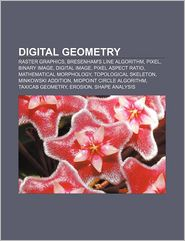 Digital Geometry - Books Llc