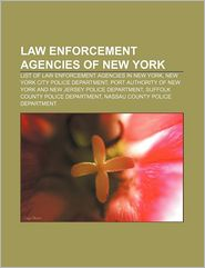 Law Enforcement Agencies Of New York