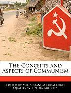 The Concepts and Aspects of Communism