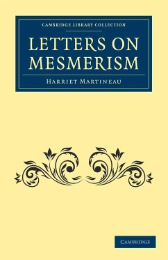 Letters on Mesmerism - Martineau, Harriet