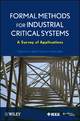 Formal Methods for Industrial Critical Systems - Stefania Gnesi;  Tiziana Margaria