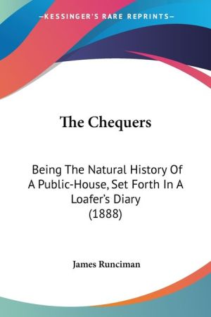 The Chequers - James Runciman (Editor)