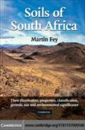 Soils Of South Africa - Martin Fey