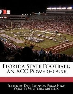 Florida State Football: An Acc Powerhouse - Johnson, Taft